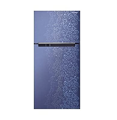 Samsung RT28K3022VJ/HL Frost-free Double-door Refrigerator (253 Ltrs, 2 Star Rating, Royal Tendril Violet)