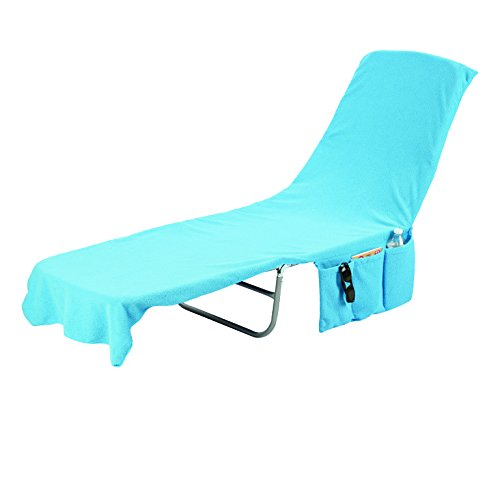 Terry cloth outdoor lounge chair covers outdoor chaise for Chaise lounge covers terry cloth