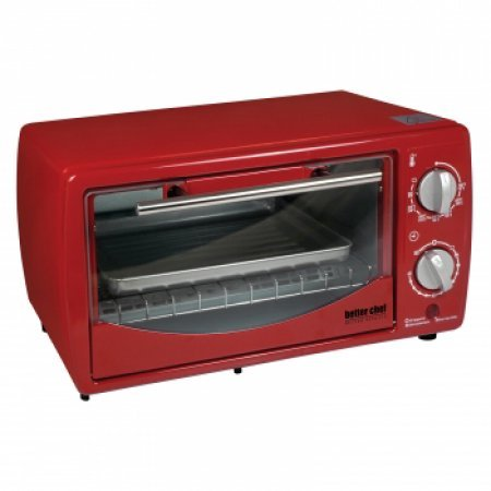 Better Chef Multi Function, Durable, Efficient, 9 Liter Toaster Oven Broiler