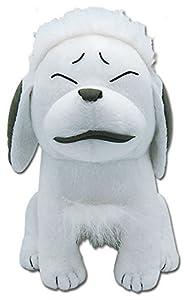 "Official Naruto Plush Toy - 7"" Akamaru Dog (GE-7061)"