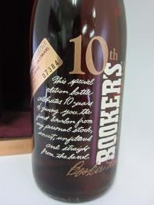 Booker's Bourbon Whiskey, 750 ml