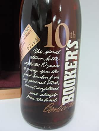 Booker's Bourbon 750ml