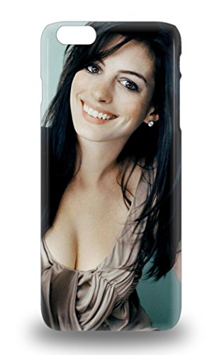 Anne Hathaway American female Les Miserables The Devil Wears Prada The Princess Diaries Lite Case Cover for iPhone 7 Plus (Devil Wears Prada Phone Case compare prices)