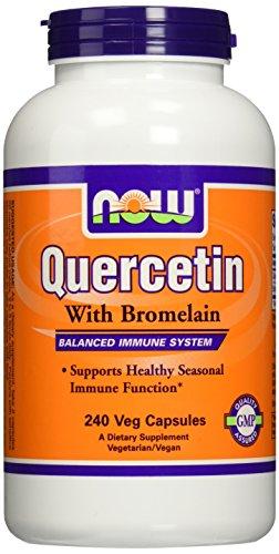 Now foods quercetin