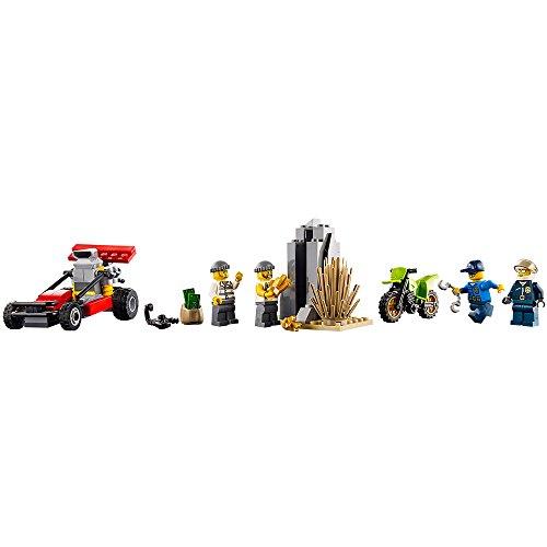 Elicottero Lego City Polizia : Lego city camion trasportatore con elicottero