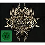 "Black Pearls-Greatest Hits (Ltd ed Digibook)von ""Crematory"""