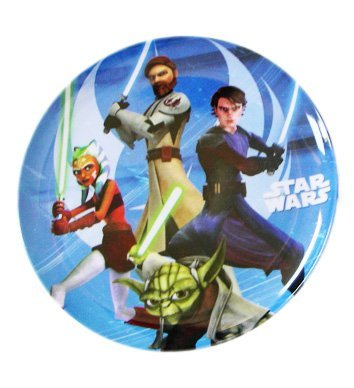 Kids Star Wars Plate Dishware - Star Wars Dishes by Trudeau