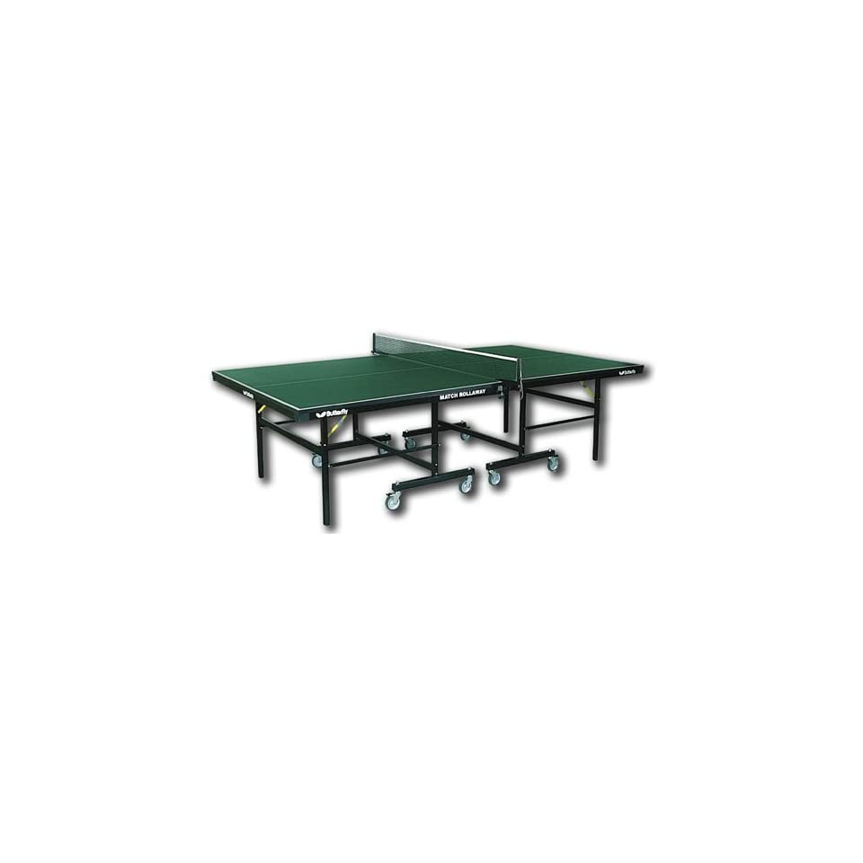 Butterfly Match Rollaway Table Tennis Table