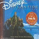 echange, troc Artistes Divers - Coffret 2 CD et livre à colorier : Atlantide, l'empire perdu / La Planète au trésor