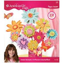 American Girl Paper Posies Pad