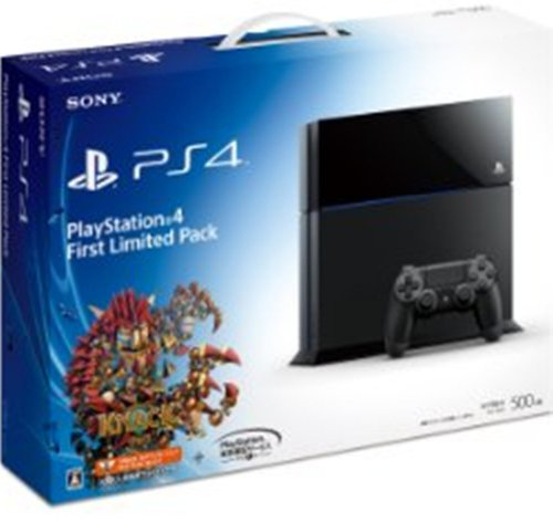 Playstation 4 First Limited Pack (�ץ쥤���ơ������4���ѥ��ե� KNACK ����������� �ץ�����ȥ����� Ʊ��)