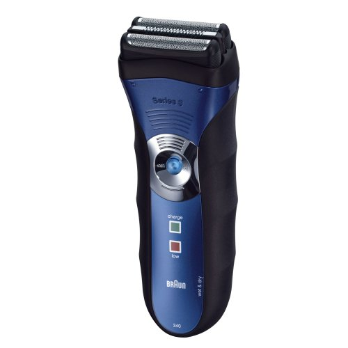 Braun Series 3 340 Wet & Dry Men's Shaver (Braun Shaver 340s compare prices)