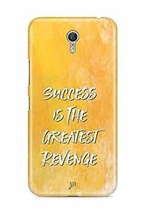 YuBingo Success is the Greatest Revenge Designer Mobile Case Back Cover for Lenovo Zuk Z1