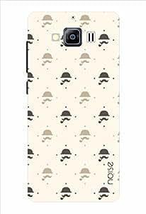 Noise White Gentlemen Printed Cover for Xiaomi Redmi 2 Prime / Redmi 2S