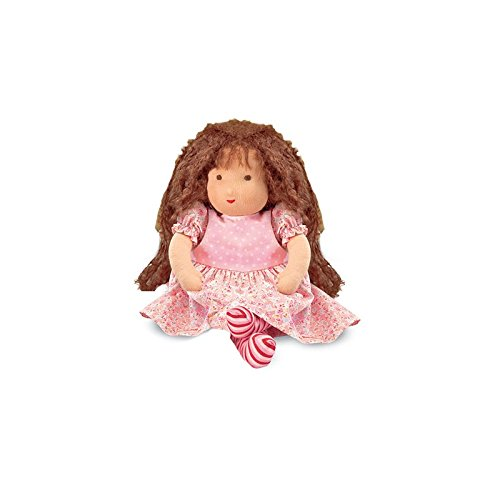 Kathe Kruse Heirloom-Quality German Waldorf Doll, in Anica