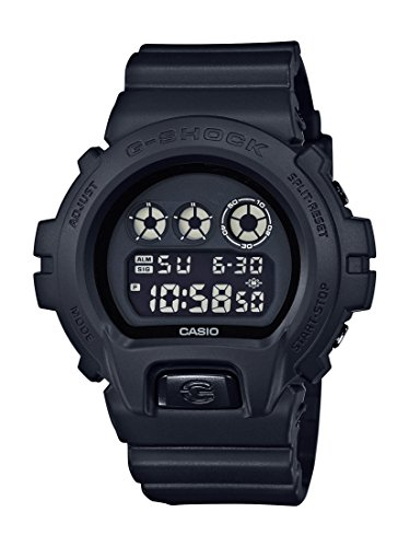 Casio-G-Shock-Mens-Black-Out-Basic-Series-All-Black-Resin-Watch-DW6900BB-1