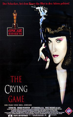 The Crying Game [VHS]