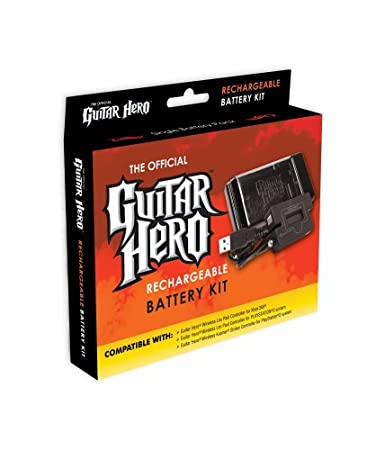 Guitar Hero Recharge Battery Pack Kit
