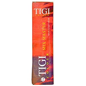 TIGI Colour Mix Master Creme-Gel Colour, No. 0/7 Light Ash Hair Colour for for Unisex, 2.2 Ounce