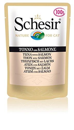 Schesir - Tonno con Salmone 1 Bustina 100,00 gr