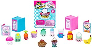 Shopkins Season 6 Chef Club, 12 Pack (Styles May Vary) by Moose Toys