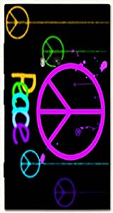 Lovely multicolor printed protective REBEL mobile back cover for Nokia Lumia 920 D.No.N-R-2832-N920