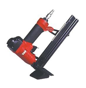 Porta-Nailer 461 1-Inch 18-Gauge Narrow (1/4-Inch) Crown Flooring Stapler