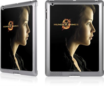 Skinit The Hunger Games -Katniss Everdeen for LeNu Case for Apple New iPad / iPad 2