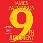 The 9th Judgment: The Women's Murder Club (       UNABRIDGED) by James Patterson, Maxine Paetro Narrated by Carolyn McCormick