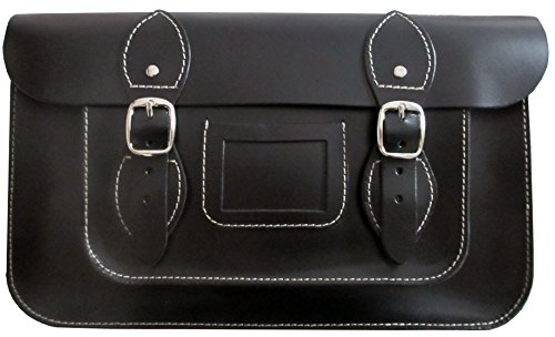 Handmade Genuine Leather Satchel - New Fashion