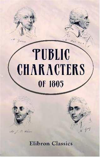 Public Characters of 1805