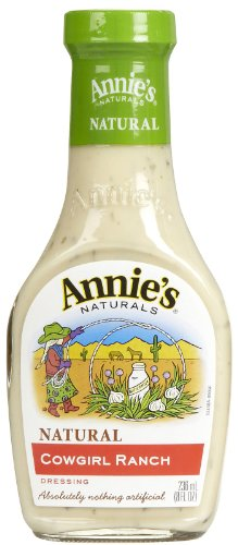 Annies Homegrown Cowgirl Ranch Dressing, 8 oz
