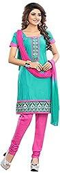 MINU Women's Unstitched Dress Material (Smart Style_1003)