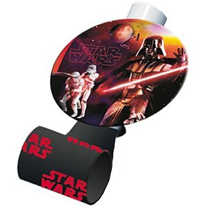 Star Wars Birthday Party Supplies - Blow Out - 1