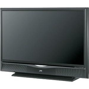 jvc 52 inch micro display hd ila rear. Black Bedroom Furniture Sets. Home Design Ideas