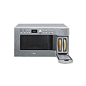 ... Microwave and Toaster, Stainless steel: Countertop Microwave Ovens