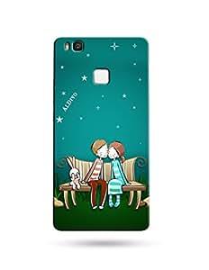 alDivo Premium Quality Printed Mobile Back Cover For Huawei P9 Lite / Huawei P9 Lite Printed Back Case Cover (MKD306)