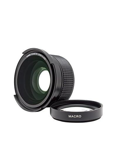 F&P Lente Ojo De Pez Y Macro Nikon 52 Mm