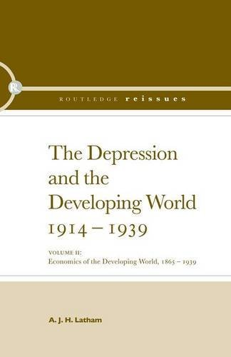 The Depression and the Developing World, 1914-1939