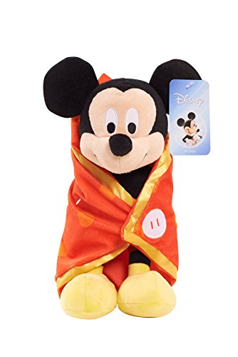 Disney Classic Characters Sweet Snuggles Mickey Plush