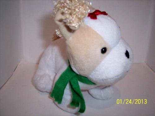 "Hallmark Holiday Dog 6"" Plush Puppy - 1"