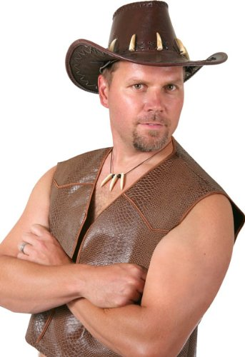 Adult Crocodile Dundee Halloween Costume