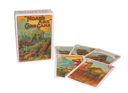 Games Noah's Ark Card Game (NEW)