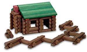 Knex Bicentennial Edition Lincoln Logs