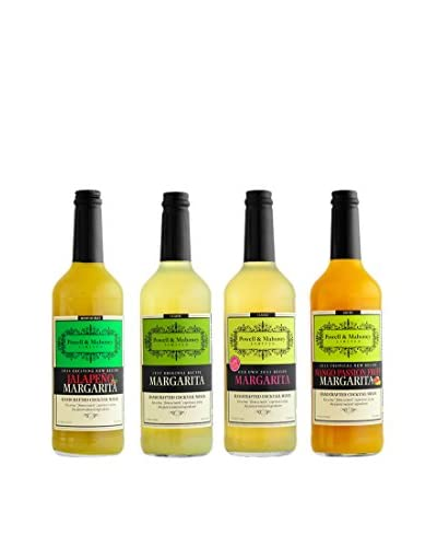 Powell & Mahoney 4-Pack Margarita Cocktail Mixers