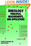 Rheology: Principles, Measurements, and Applications