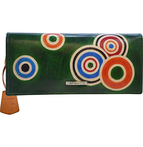Arpera Clutch (Green)