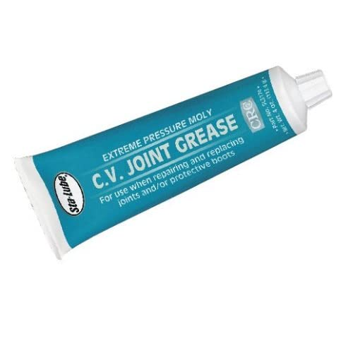 how to clean cv grease