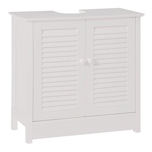 Premier housewares armario de ba o para debajo del for Armarios bano amazon
