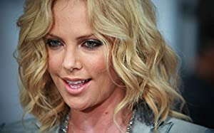 Amazon.com - 22x14 inch Charlize Theron Silk Poster 4GSD-16A -